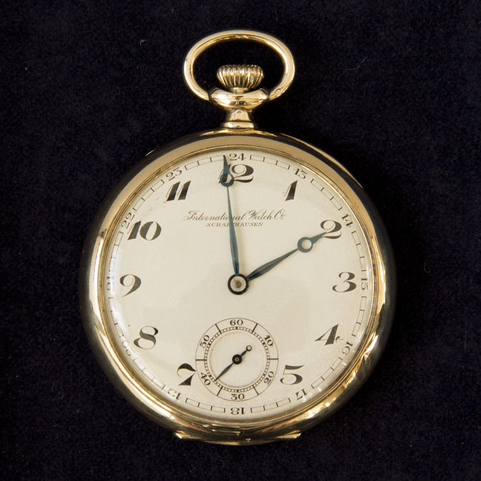 IWC - pocket watch  - 882447 - Heren - 1901-1949
