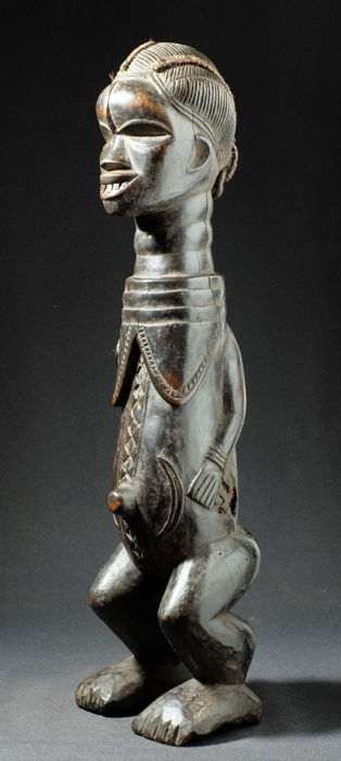 Large fertility statue - DAN - Ivory Coast
