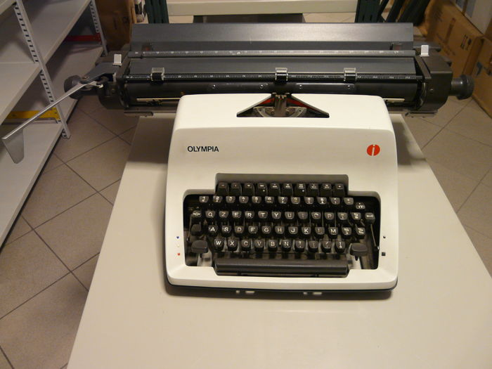 Olympia SG-3 typewriter from the 1980s