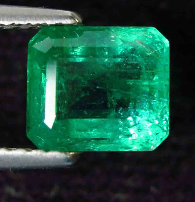 Emerald – 1.83 ct – no reserve price