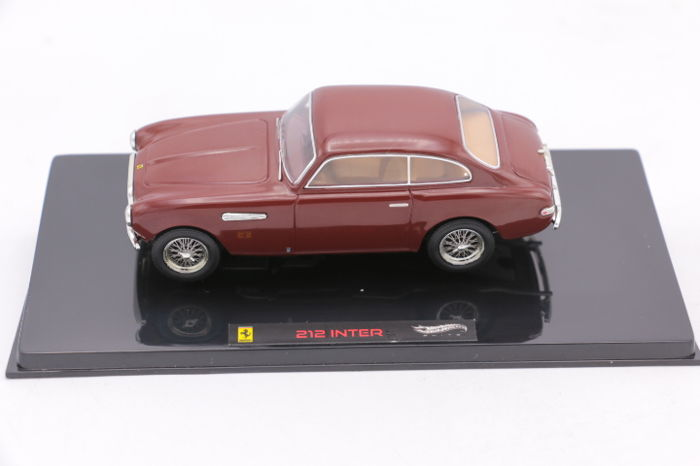 Hot Wheels - 1:43 - Elite - Ferrari 212 - Inter