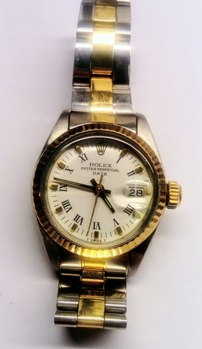 Rolex - Oyster Perpetual - 6277359 - Dames - 1970-1979