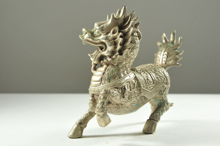 Guardian Dog - China - 21st century (23cm)