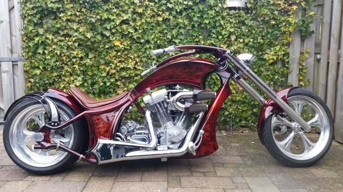 harley davidson custom 1340 cc 2011 catawiki. Black Bedroom Furniture Sets. Home Design Ideas