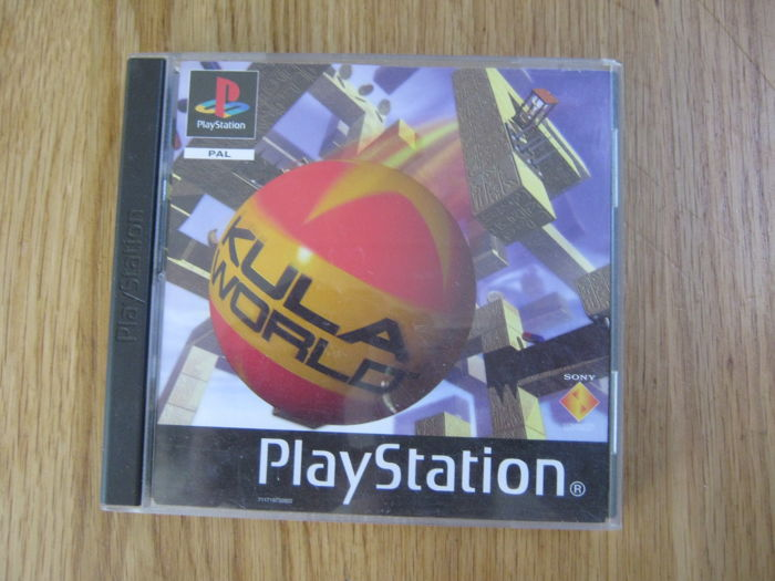 Mega rare ps1 game: Kula World