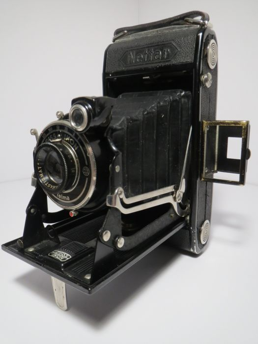 """""""Nettar 515/2"""". Zeiss Ikon 1933. Trial production, without the serial number !!"""