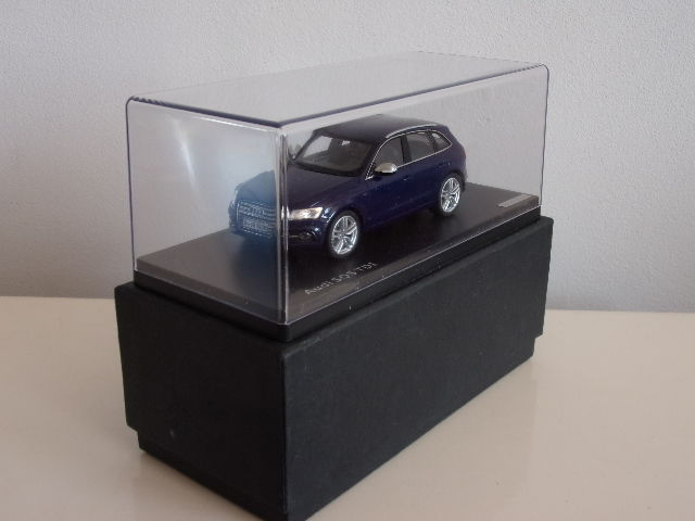 Schuco - 1:43 - Audi SQ5 TDI - Limited edition 144 of 500 pcs