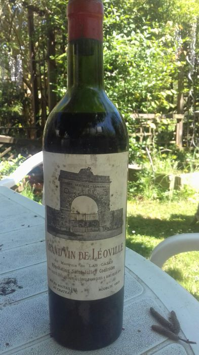 1949 Chateau Leoville-Las Cases 'Grand Vin de Leoville', Saint-Julien - 1 bottle