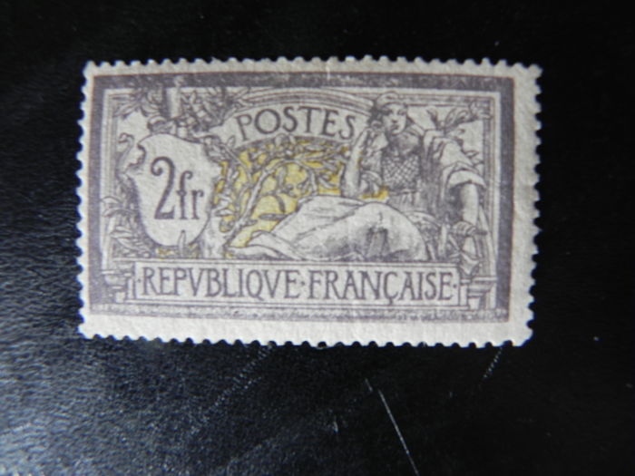 France 1902 - Type Merson - Yvert 122