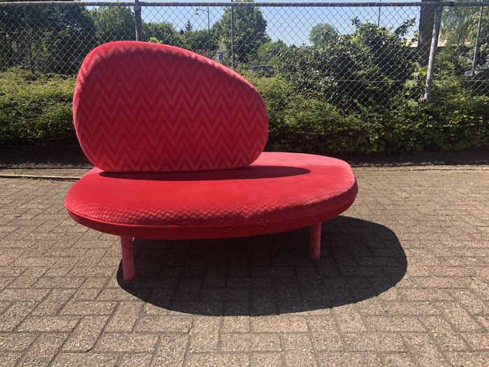 Manufacturer unknown - characteristically designed sofa