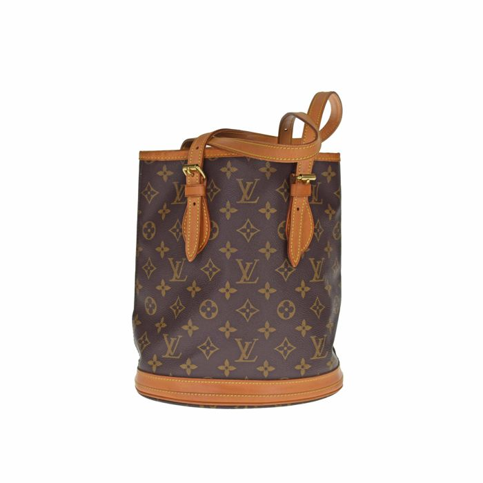 Louis Vuitton - Petit Bucket Shoulder Bag - *No Minimum Price*