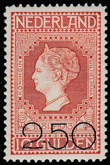 The Netherlands 1920 - Clearance Emission - NVPH 105