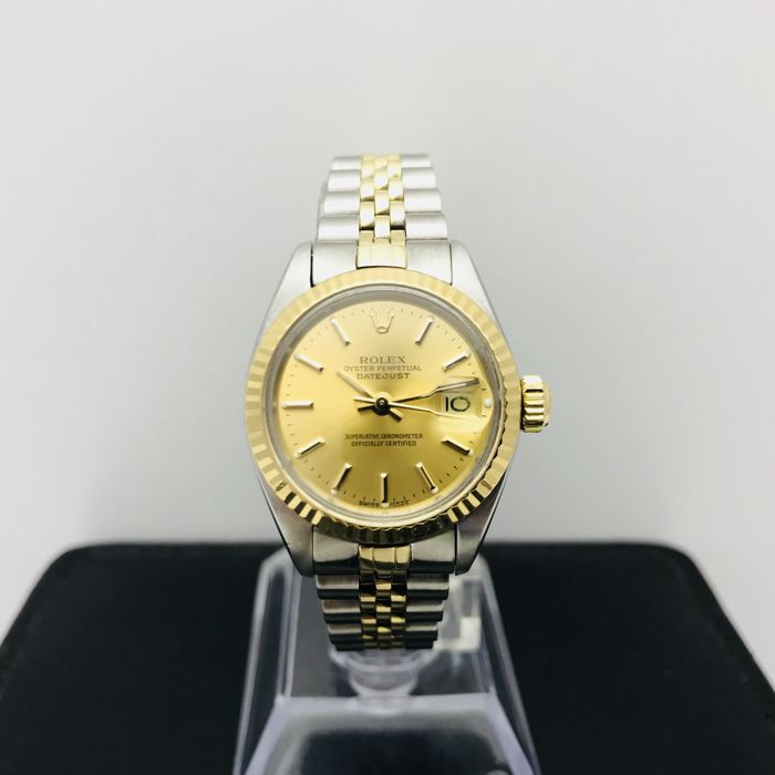 Rolex -  Oyster Perprtual Datejust  - 6917 - Dames - 1970-1979