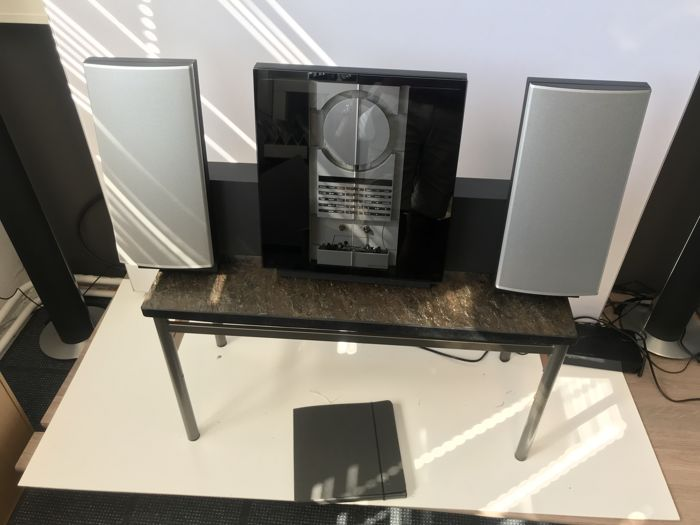 Bang & Olufsen last version Ouverture MK2 with BeoLab 2500 MK2 Wi-Fi/Bluetooth