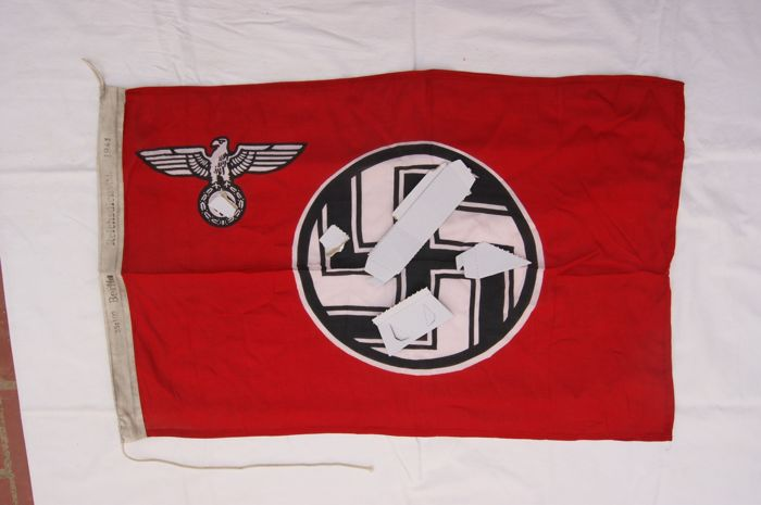 Germany - Reich - Reichs Dienst Flagge - Berlin 1941