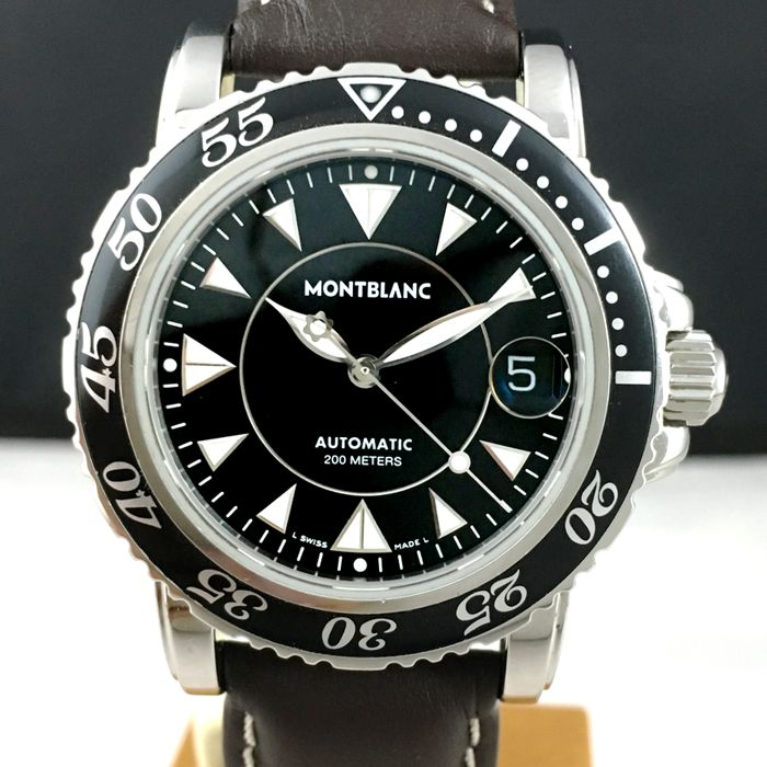 Montblanc - Sport Automatic 200m Diver  - 7035 - 男士 - 2011至今