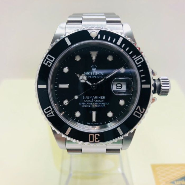 Rolex - Submariner Date  - 16610 - Men - 2000-2010