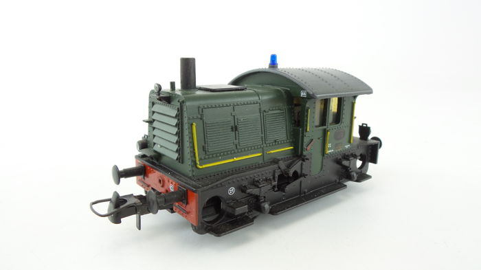 Roco H0 - 43676 - Diesel locomotive - NS 200/300 - NS