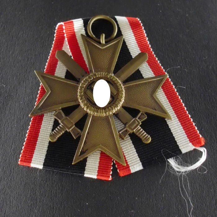 War Merit Cross, 2nd Class, with Swords, KVK 2, 3rd Reich