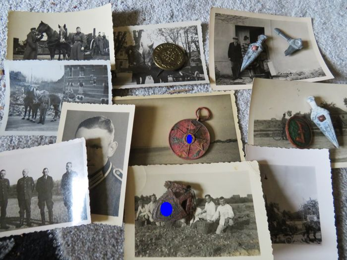 Third Reich Photos and Badges