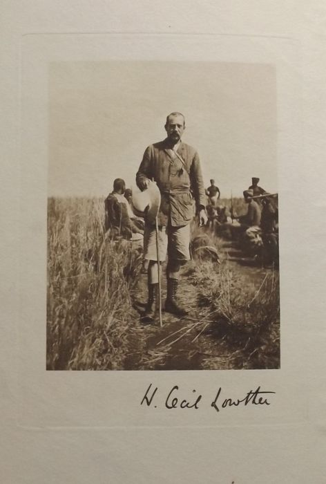 (Lieut. - Colonel) H. C. Lowther - From Pillar to Post - 1911