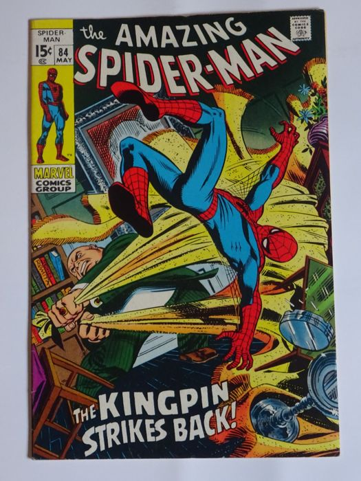 Amazing Spider-Man #84. Seriously  Stunning Comic Book.
