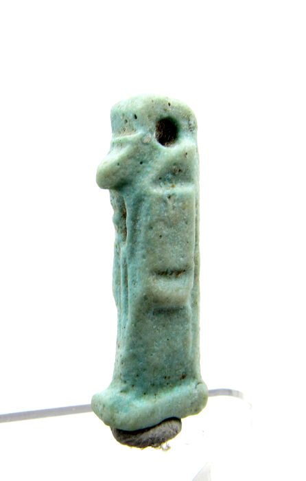 Ancient Egyptian Faience Figure - 32mm