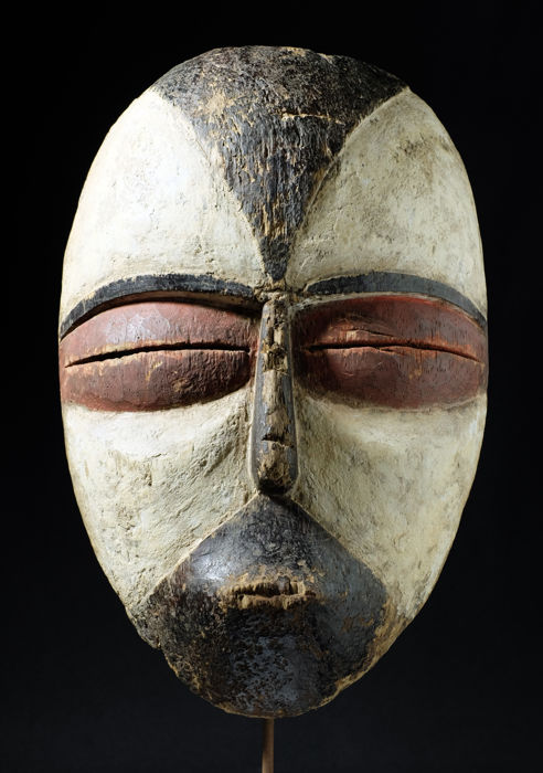 Very old mask - GALWA - Gabon
