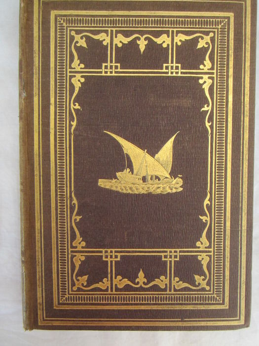 Bartlett W H - The Nile Boat; or Glimpses of the Land of Egypt - 1850