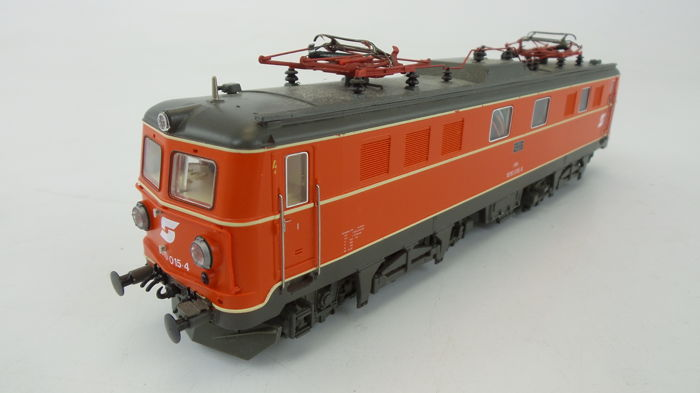 Roco H0 - 43816 - Electric locomotive - Serie 1010 in oranje kleurstelling - ÖBB