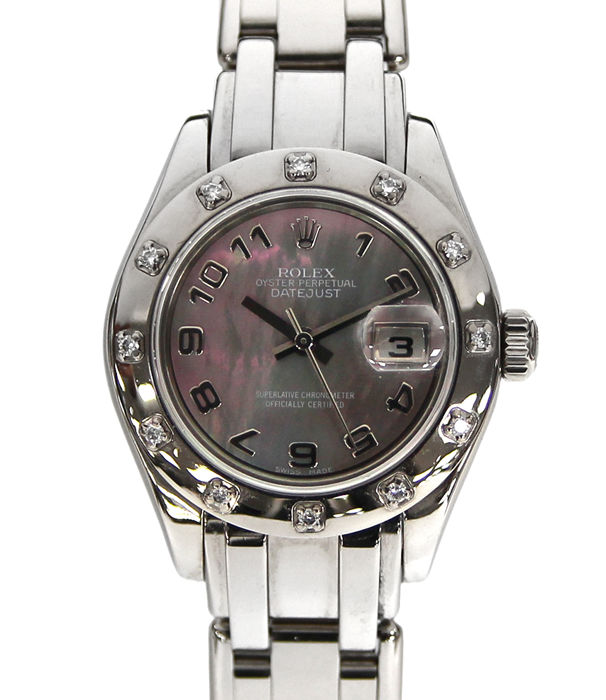 Rolex - Datejust Pearlmaster  - 80319 - Dames - 2000-2010
