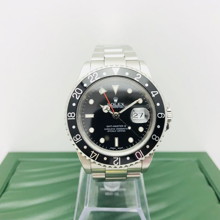 Rolex - GMT Master II.  16710  - Men - 2000-2010