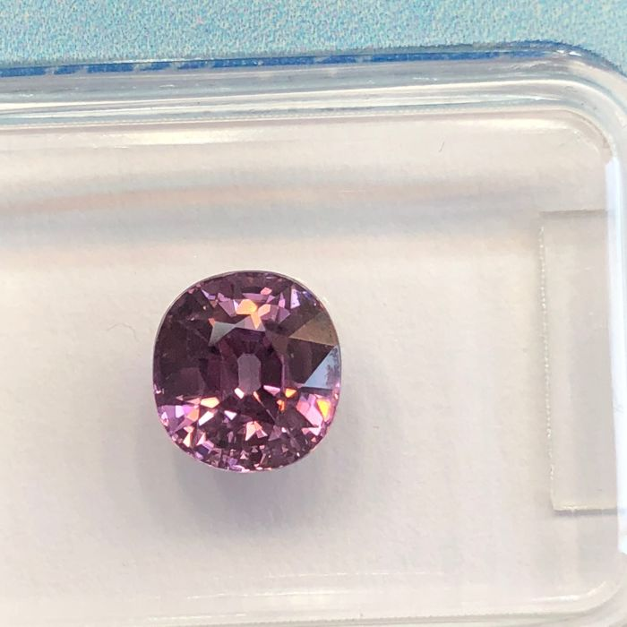 Purple Zircon - 2.04 cts