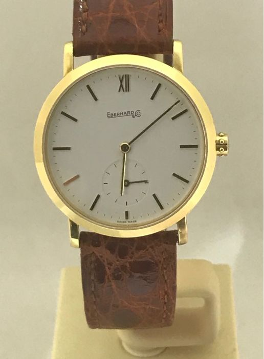 Eberhard & Co. - Vendome 18K Gold - 20012 - Heren - 1980-1989
