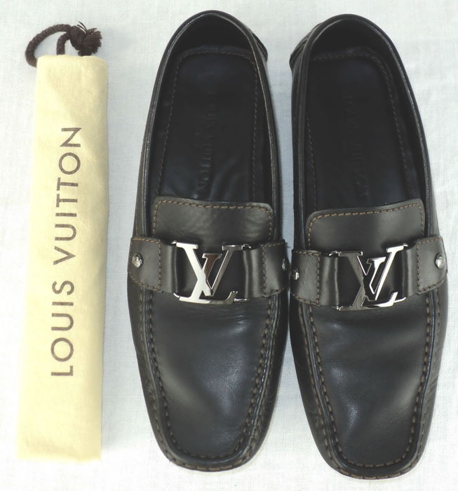Louis Vuitton - Monte Carlo Moccasin Car Driving Loafers