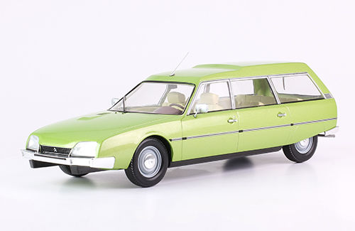 MCG - Schaal 1/18 - Citroen CX 2400 Break - Groen metallic