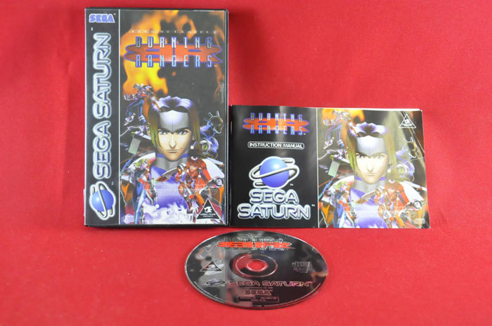 Burning Rangers | Sega Saturn