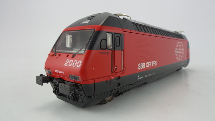 "Märklin H0 - Uit set 29850/29851 (3760.20) - Electric locomotive - Re 460 ""Polmengo""  - SBB"