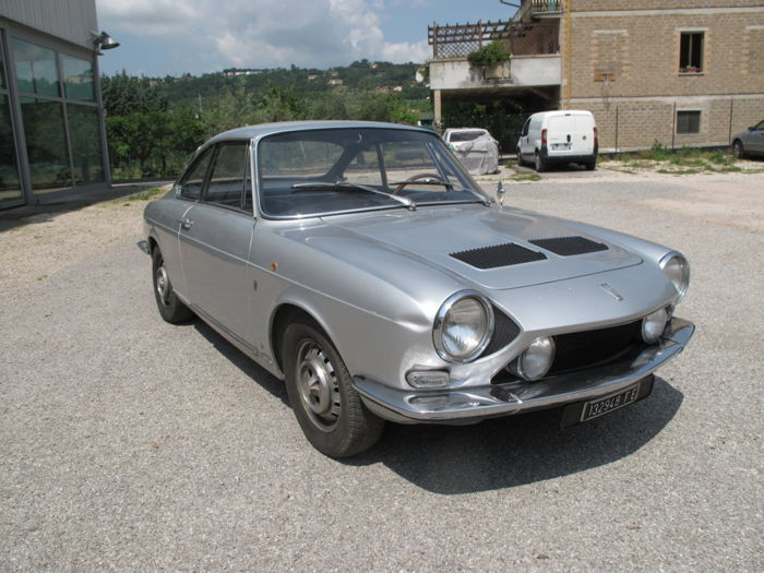 Simca - 1200 S Coupé - 1970