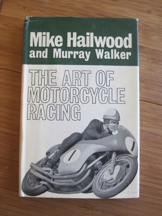 The Art of Motorcycle Racing - Mike Hailwood and Murray Walker - 1968