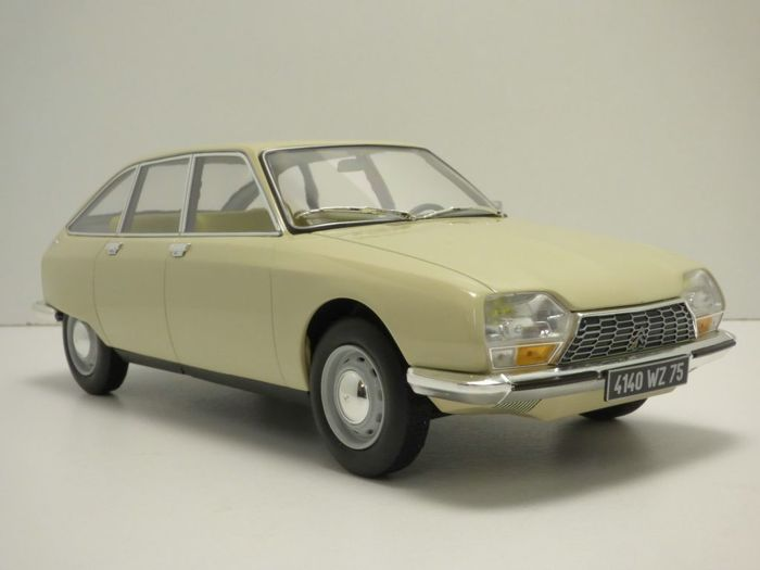 Norev - 1:18 - Citroen GS 1971 - Erable Beige