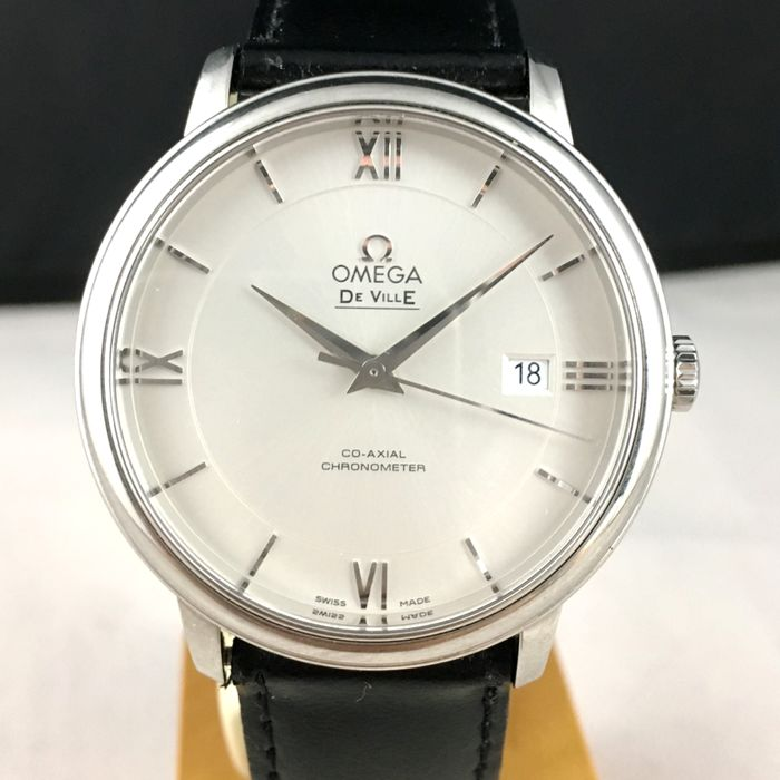 Omega - Co-Axial de Ville  - Men - 2000-2010