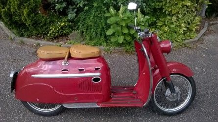 Manurhin - MR - 75 cc - 1957