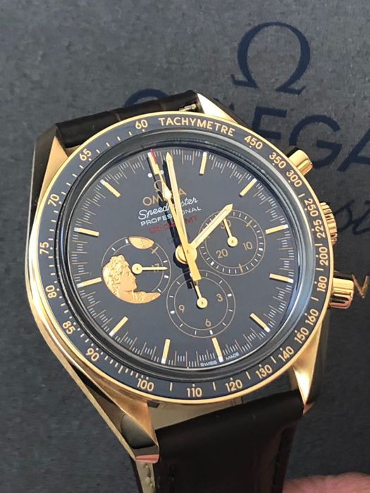 Omega -  Speedmaster Apollo 17, 45th Anniversary - REF. 311.63.42.30.03.001 - Men - 2011-present