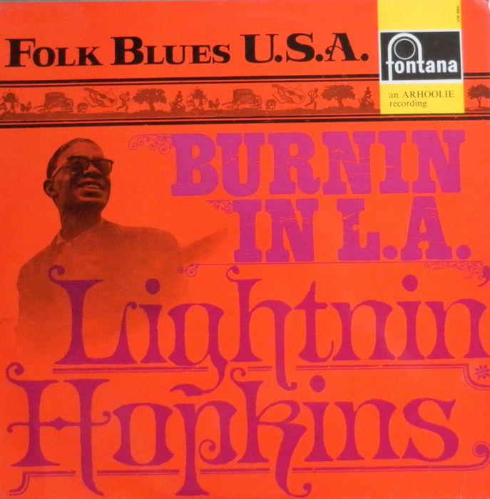 6 LP's - Me And The Blues : Joe Williams - Sonny Terry & Brownie McGhee - Leadbelly - Champion Jack Dupree - Lightnin' Sam Hopkins.