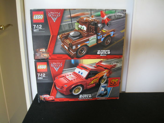 Cars 8677 8484 Cars 2 Hook Ultimate Build Mater Catawiki