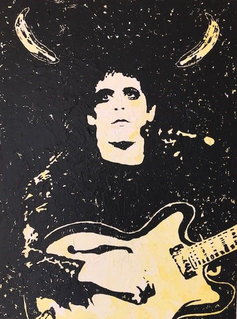 Gerke Rienks - Lou Reed, Transformer