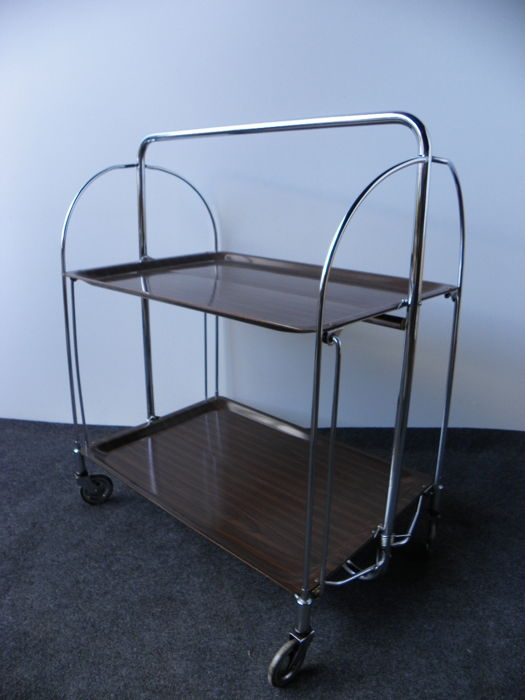Bremshey & Co. / Gerlinol - Foldable trolley on wheels
