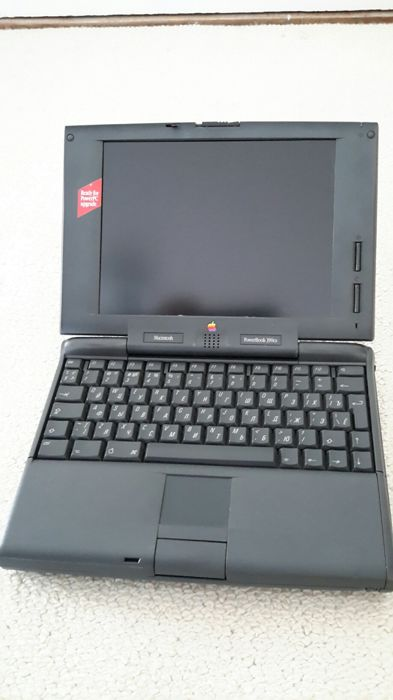 Apple Powerbook 190cs with Color Stylewriter