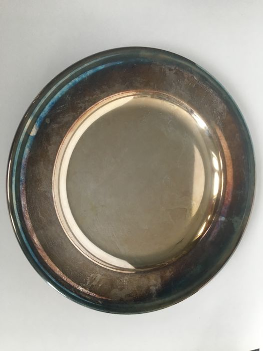 3 Wiskemann silver plated bowls